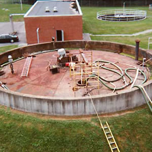 Digester Cleaning