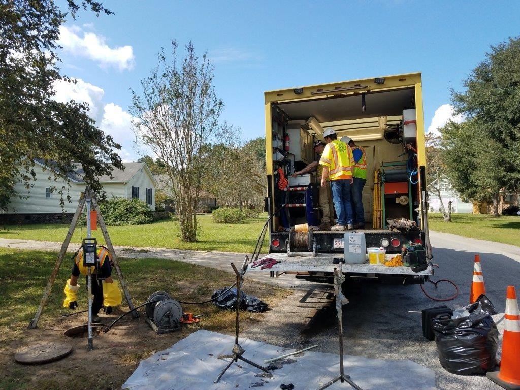 CIPP Sewer Rehabilitation